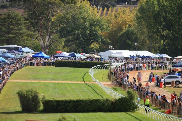 Oakbank Racing Club Steeplechase Course 2015 | South Australian Jumps Racing