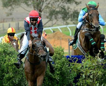 2015 Von Doussa Chase at Oakbank | South Australian Jumps Racing