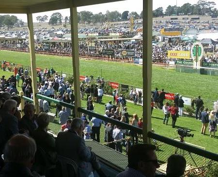 Oakbank Racing Club 2015 | South Australian Jumps Racing