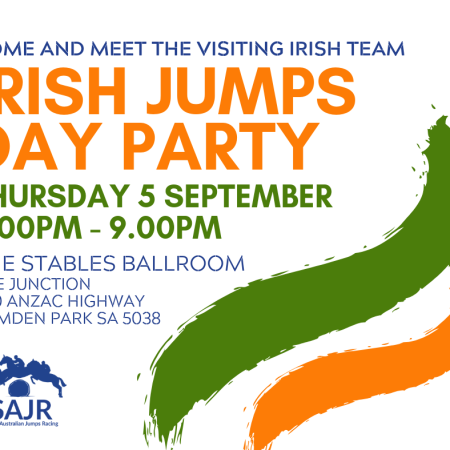 2019 Irish Jumps Day Adelaide